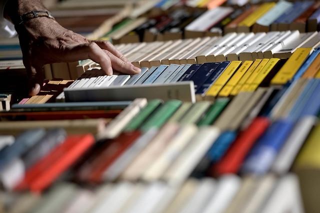 A spasso sotto i portici di Torino con tantissimi libri (e non solo)