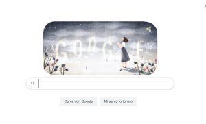 Il doodle di Google e Sylvia Plath