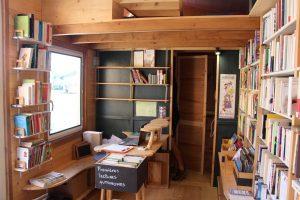 La mini-libreria mobile di Jean-Jacques