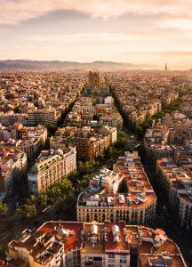 Una passeggiata nella Barcellona di Carlos Ruiz Zafón.
