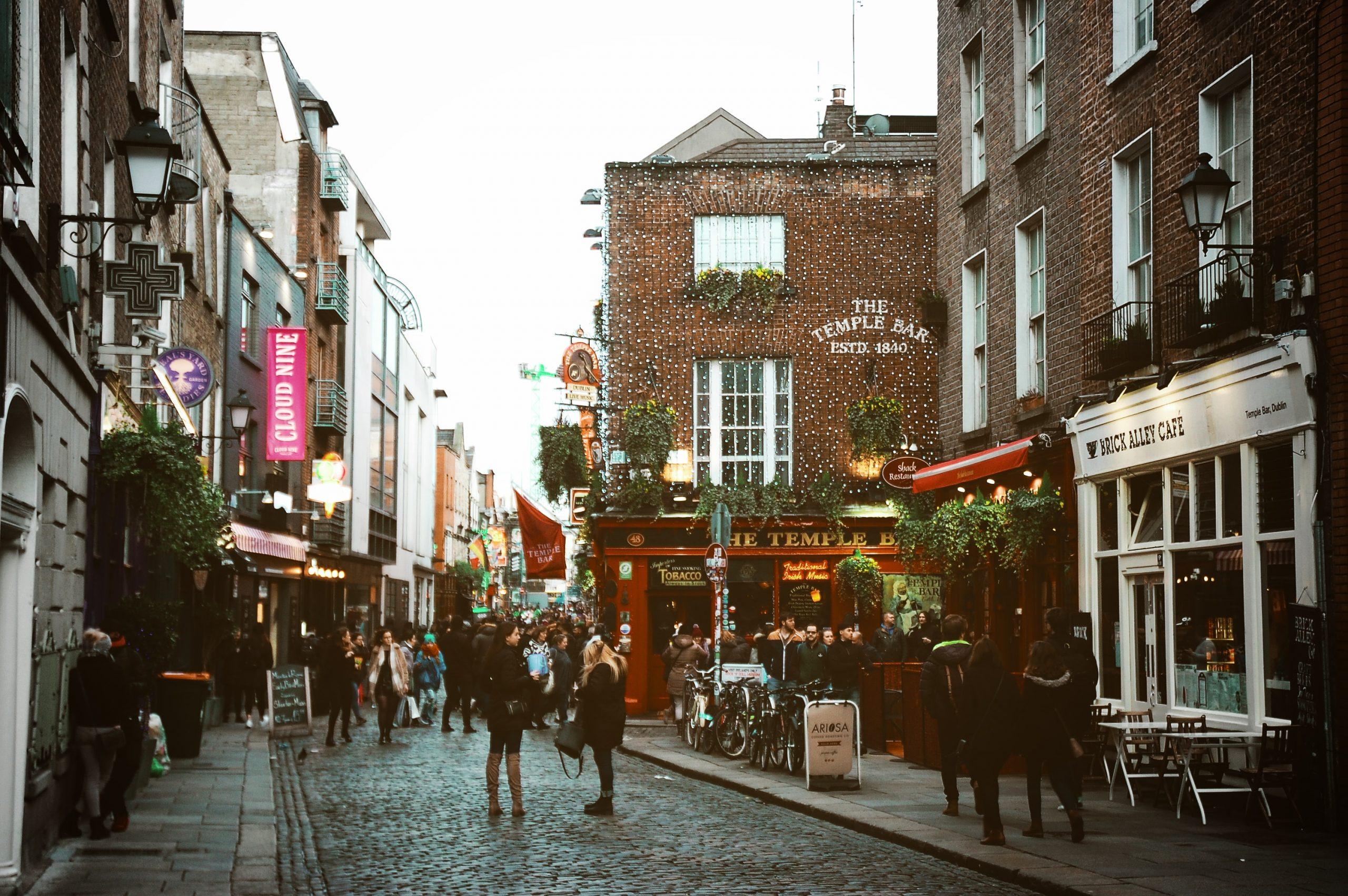 Un giorno a Dublino con James Joyce e Leopold Bloom
