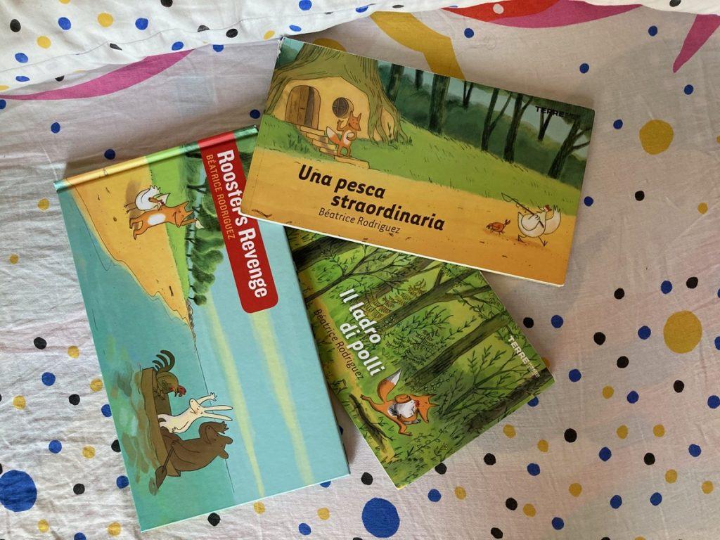 I libri di Béatrice Rodriguez