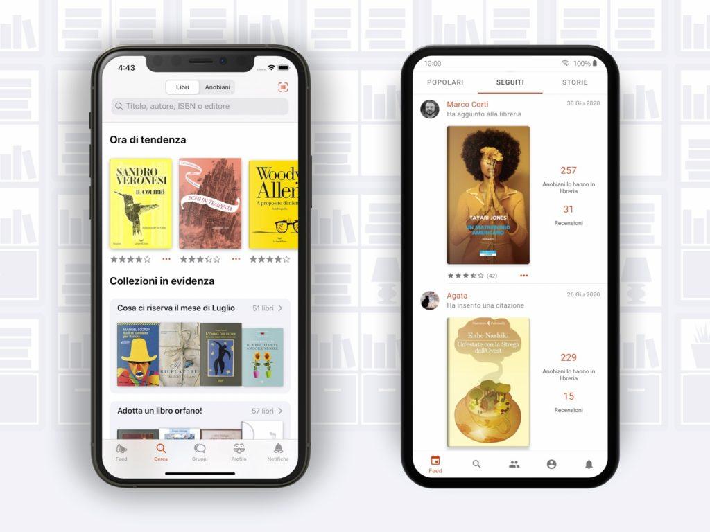 App Anobii iOS e Android