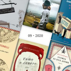 Consigli di lettura: cosa leggiamo a Settembre?