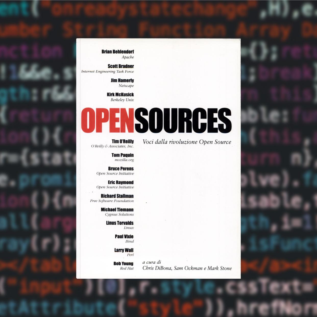 Open Sources: le voci di una rivoluzione tecnologica