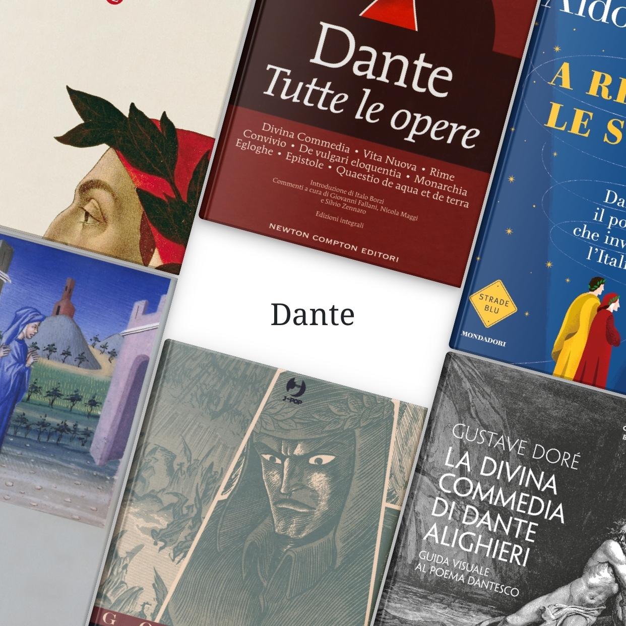 Leggere, rileggere e parlare di Dante