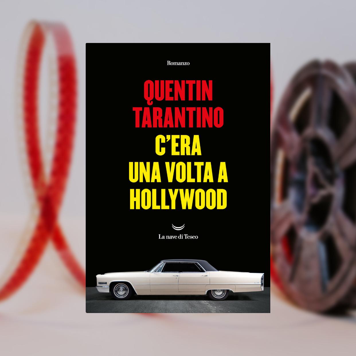 Arriva il primo romanzo di Quentin Tarantino